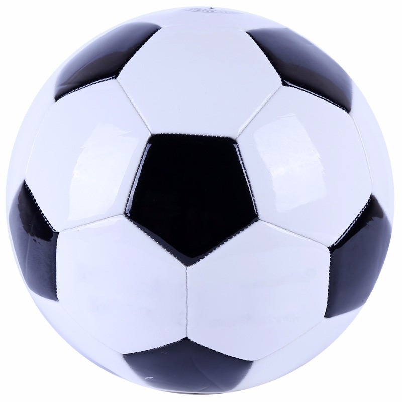 Machine Stitched PVC Size 5 Custom Printed Soccer Football Ball For gifts