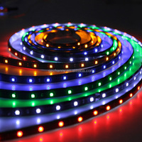Beautiful Design 120cm 60 LED SMD Waterproof Car Auto Vehicle Flexible Strip Tape Lights Lamp DC12V