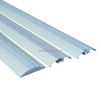 New design products led extrusion aluminum led profile for kitchen cabinet