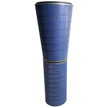 Plastic industrial cyclone dust collector air filter