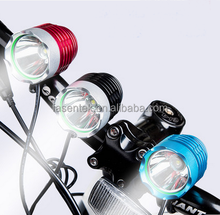 Waterproof 1200LM Rechargeable Mountain Headlamp Road Bike Headlight LED Bike Lights