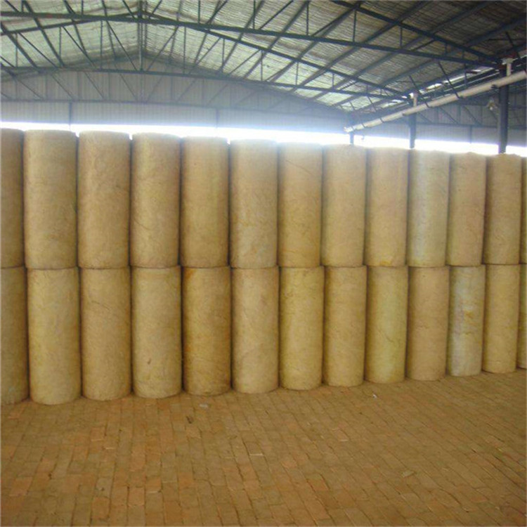 Basalt rock wool thermal insulation for external wall and building