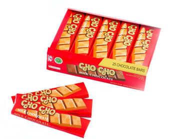 CHO CHO MILK CHOCOLATE