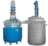 Pressure vessel glass lined reactor chemical reaction tank with agitator and mechanical seal