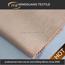 Mingguang air layer jacquard knitting fabric for united nations dress