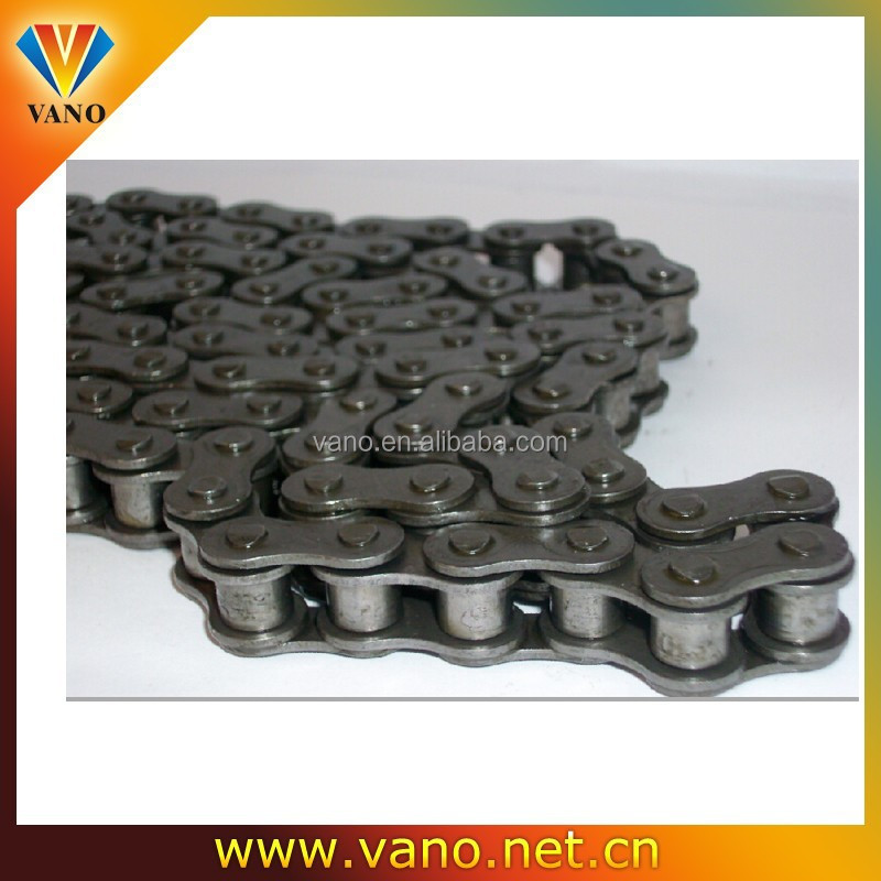 Colored Motorcycle Chain 428x132L CG125 Titanium Chain