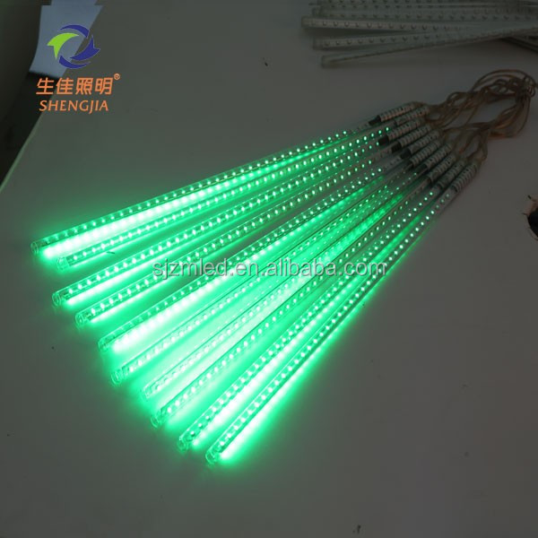5050 48 lamps LED Christmas holiday decorative Meteor lights wholesale for christmas tree decorations