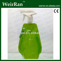 (5272) hand pump trigger sprayer for cool, foldable plastic sprayer bottle, kitchen tap sprayers