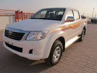 Export Toyota Hilux from Dubai