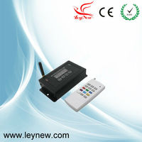 Professional RF master and slave controller 3 channels LED controller