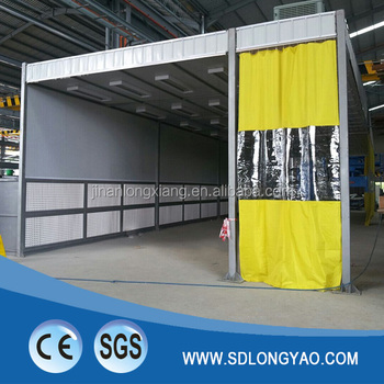 sanding booth LY-6300 Prep-station