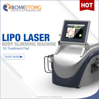 Best portable 650nm lipo laser reviews machine for sale