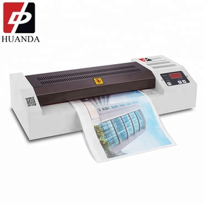 Good Quality HD-320B LED Foil laminator A3 pouch laminator