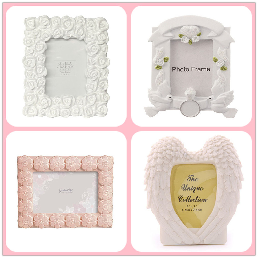 New Fashion Design For Wedding Vintage Wing Picture Frame