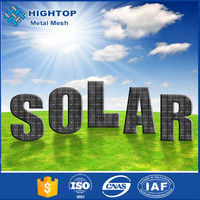 stainless steel 12v 2w solar panel with high quality