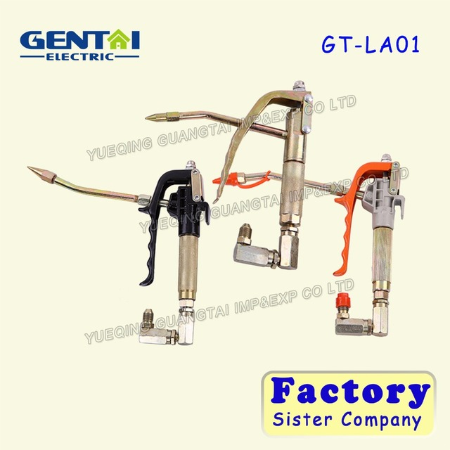 Good Quanlity control valve pump universal air operated pressure grease gun