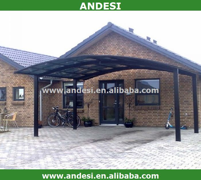 withstand high winds and snow load carports