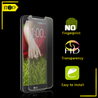 Matte anti-glare screen protector for mobile phone LG g2