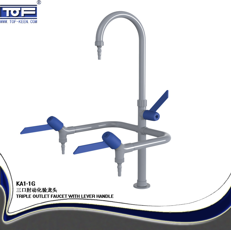 Hospital Equipment Fitting Faucet