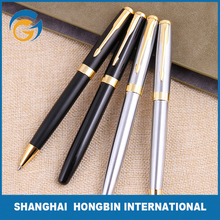 Top Design Novelty Promotion Metal Stand Ball Pen