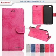 2018 New Product PU Leather Wallet Mobile Phone Cover Cases For iPhone 8 8 Plus, Leather Phone Cover For iPhone X
