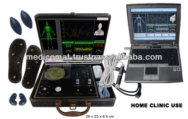 Computer For Your Health Home Testing Diagnostic Health System Health And Beauty Supply Stores Treatments For Pain Acupuncture