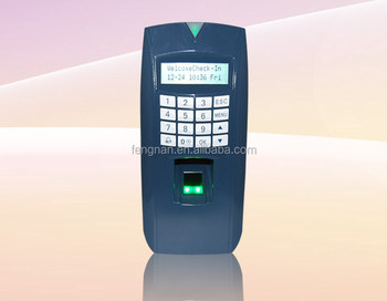 hot Professional CE FCC ORIGINAL for original fingerprint biometric reader time attendance and access control KS- Fsmart