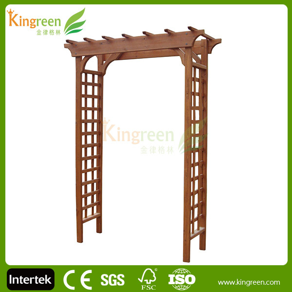 Easily Assembled Eco Friendly gazebo parts, cheap rot proof garden gazebo