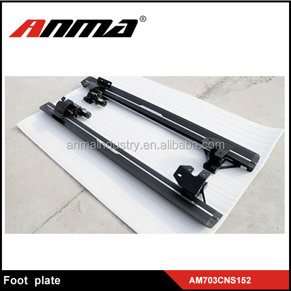 wholesale high quality car side step /nerf bars for trucks