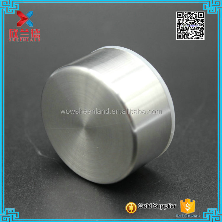 39mm Airtight Stainless Steel screw cap for water bottle