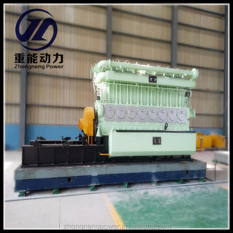 500kw natural gas generator power plant price