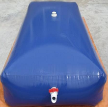 600L rectangular inflatable PVC sintex Water Tank price