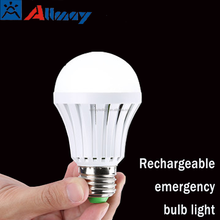 Rechargeable emergency bulb lightcontemporary popular india high cost performance