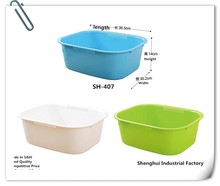 High quality anf hot-selling kitchenware plastic strainer basket