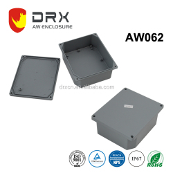 High quality aluminum wall-mouting electrical waterproof cases