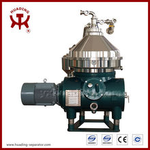 China Supplier water clarifying separator machine of CE Standard