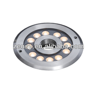 Hot fashion 24V DC underwater led decorative light for swimming pool