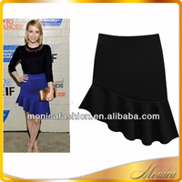 Latest Skirt Design Pictures 2014 Summer Casual Sheath Cotton Women Party Dresses
