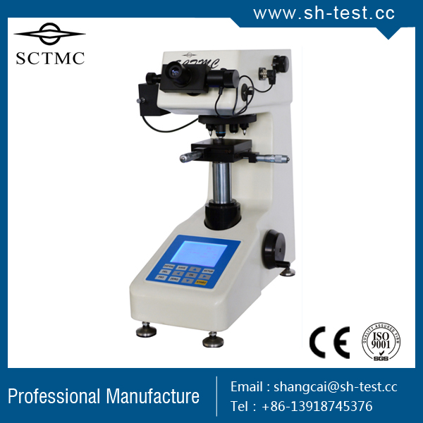 404SXV Digital Micro Vickers Hardness Tester (With Dual Indenter)
