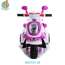 WDYS118 With Good Battery for Electric Motorcycle to Recing/Kids Ride on Toy for Honda Vezel Car Bluetooth