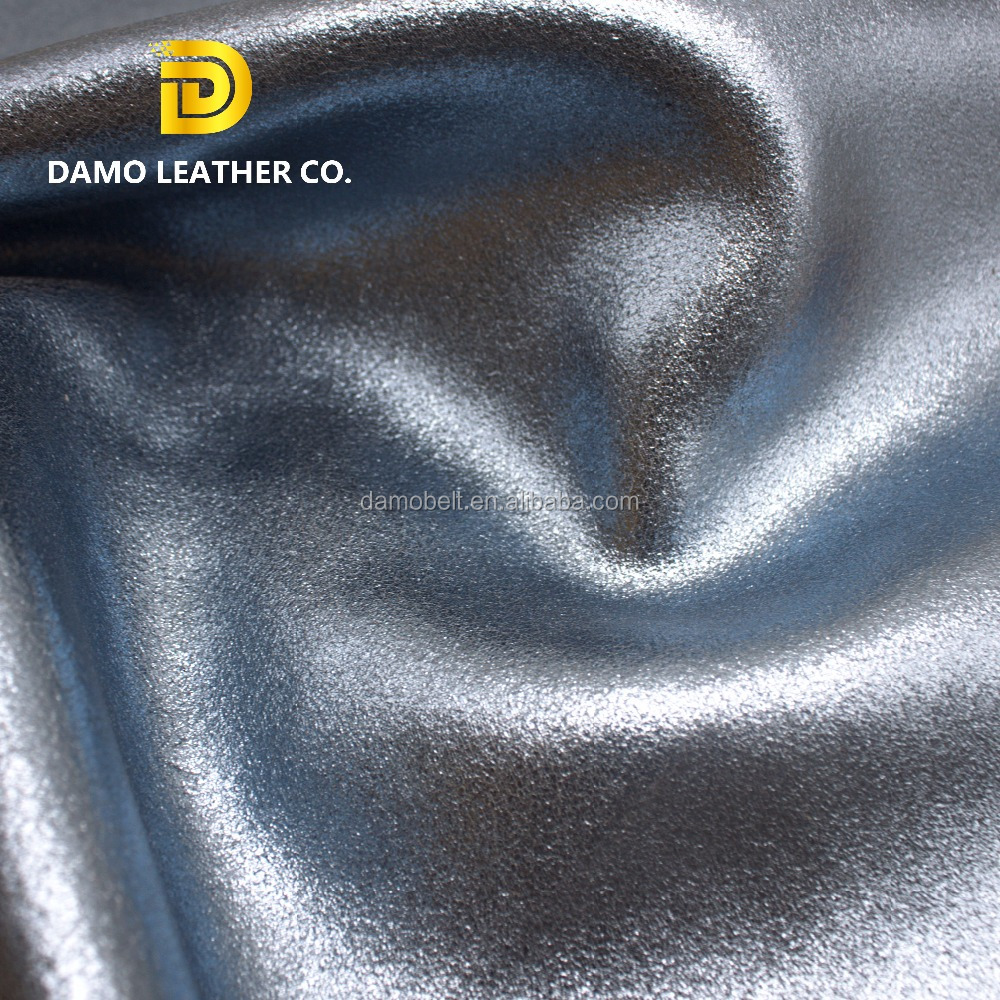 high quality leather for making shoes raw materials in low price