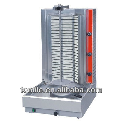 Promotion Electric or Gas Shawarma Equipment chicken grill Shawarma Machine for sale