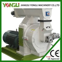 CE approved high efficiency low noise iron ore wood pellet making machine
