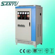 SBW-F series three phase sub-tune compensated AC voltage stabilizer