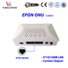 CE Certificated 4*10/100M LAN Port EPON Fast Ethernet ONT 4FE GEPON ONU with Cortina Chipset