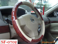 Car Wood Car/Bus Steering Wheel Covers From Manufacture