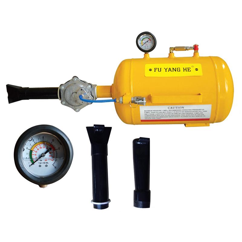Professional Tire Fast Inflator Air Tank Bead Seater