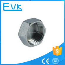 Female Thread Pipe Fittings Stainless Steel Pipe End Cap