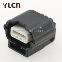 3 pin yazaki type temperature sensor connector for Toyota