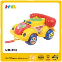 Lovely pull line toy plastic toy kids toy